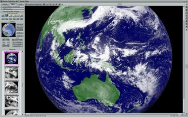 MT-Sat Image from www.meteoserver.net